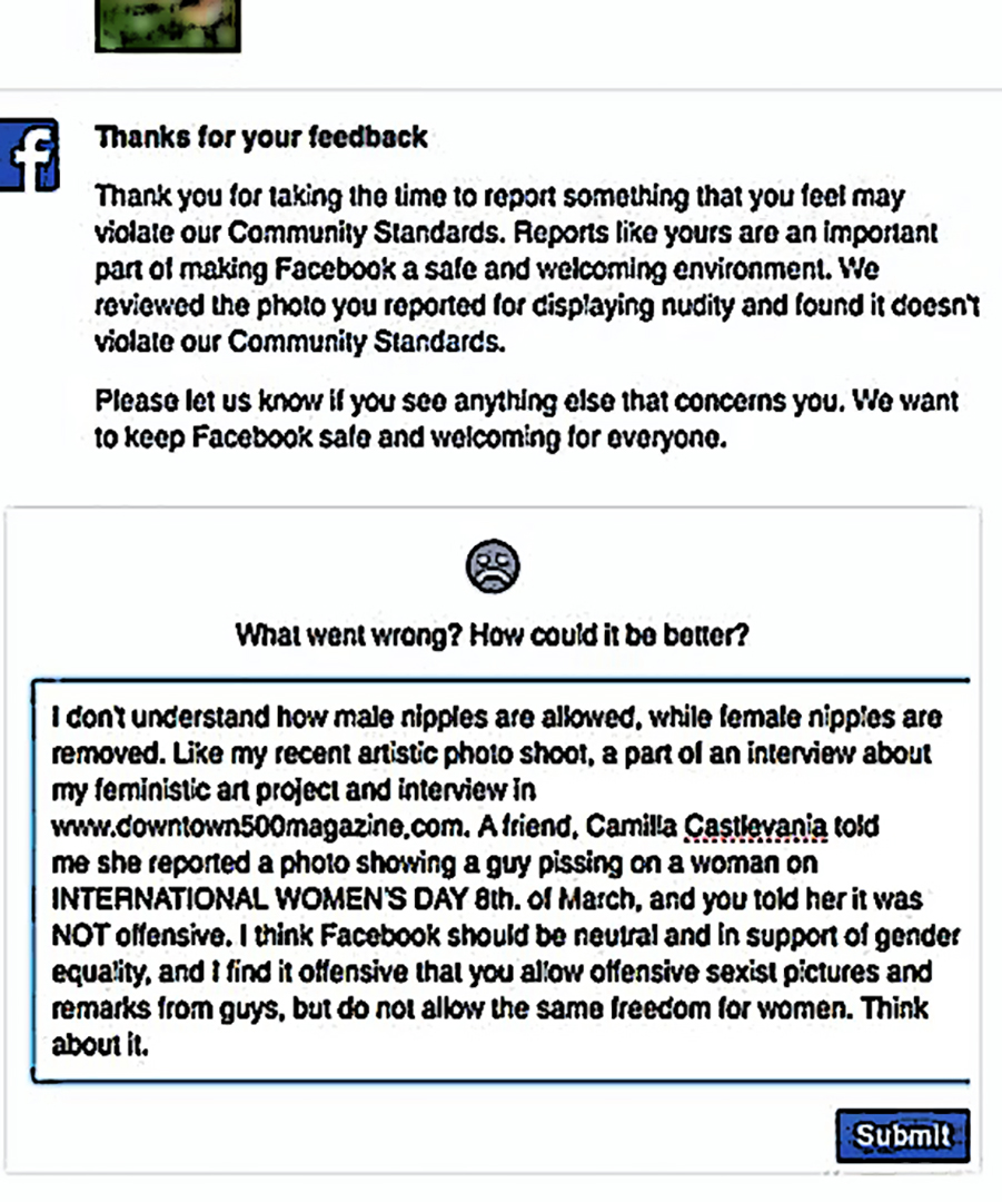 facebook reply