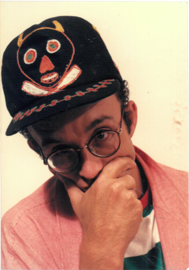 keith-haring-in-devil-clayton-cap